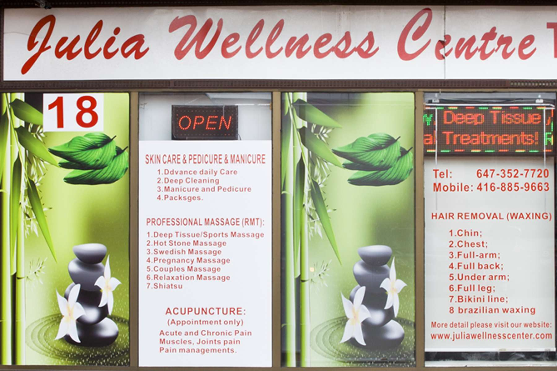 Best Massage Therapist Vaughan/ RMT Massage North York/ Deep